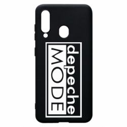 Чохол для Samsung A60 Depeche Mode Rock