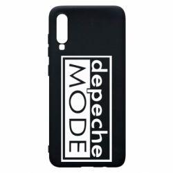 Чохол для Samsung A70 Depeche Mode Rock
