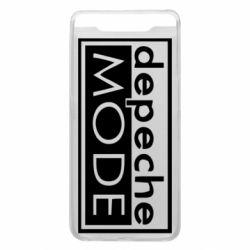 Чохол для Samsung A80 Depeche Mode Rock