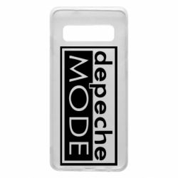 Чохол для Samsung S10 Depeche Mode Rock