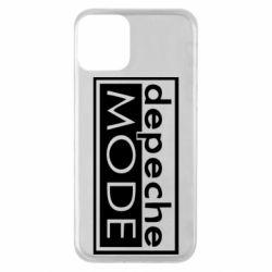 Чохол для iPhone 11 Depeche Mode Rock