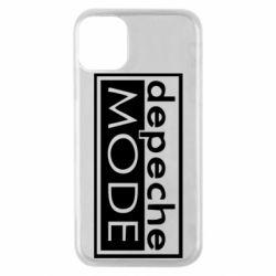 Чохол для iPhone 11 Pro Depeche Mode Rock