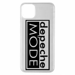 Чохол для iPhone 11 Pro Max Depeche Mode Rock