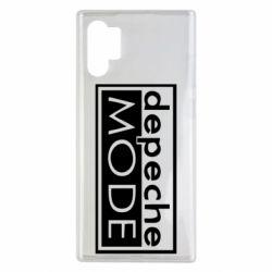 Чохол для Samsung Note 10 Plus Depeche Mode Rock