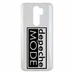 Чохол для Xiaomi Redmi Note 8 Pro Depeche Mode Rock