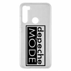 Чохол для Xiaomi Redmi Note 8 Depeche Mode Rock