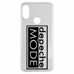 Чохол для Xiaomi Redmi Note 7 Depeche Mode Rock