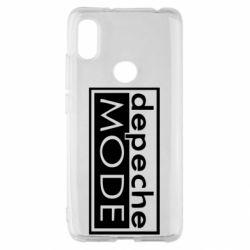 Чохол для Xiaomi Redmi S2 Depeche Mode Rock