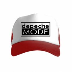 Дитяча кепка-тракер Depeche Mode Rock