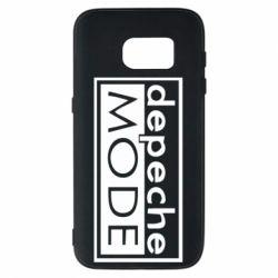 Чохол для Samsung S7 Depeche Mode Rock
