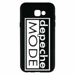 Чохол для Samsung A7 2017 Depeche Mode Rock
