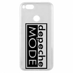 Чохол для Xiaomi Mi A1 Depeche Mode Rock