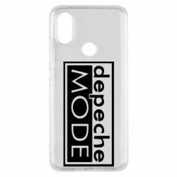 Чохол для Xiaomi Mi A2 Depeche Mode Rock