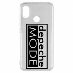 Чохол для Xiaomi Mi8 Depeche Mode Rock
