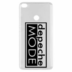Чохол для Xiaomi Mi Max 2 Depeche Mode Rock