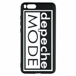 Чохол для Xiaomi Mi Note 3 Depeche Mode Rock