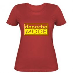 Женская Depeche Mode Rock - FatLine