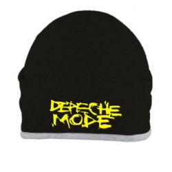Шапка Depeche mode