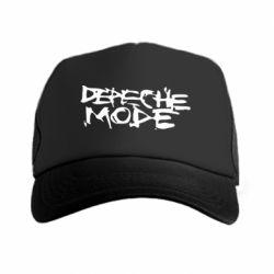 Кепка-тракер Depeche mode