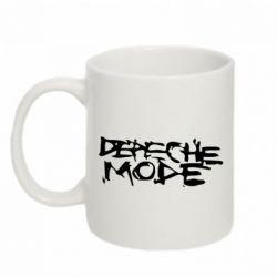 Кружка 320ml Depeche mode - FatLine