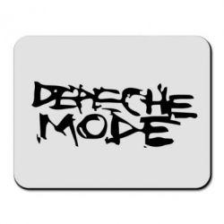 Коврик для мыши Depeche mode - FatLine