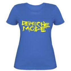 Женская Depeche mode