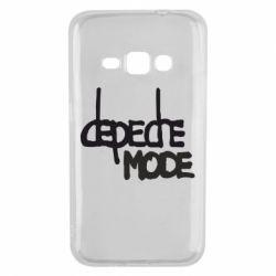 Чехол для Samsung J1 2016 Депеш Мод - FatLine