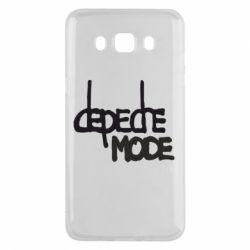Чехол для Samsung J5 2016 Депеш Мод - FatLine
