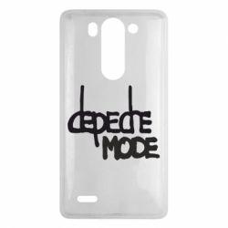 Чехол для LG G3 mini/G3s Депеш Мод - FatLine