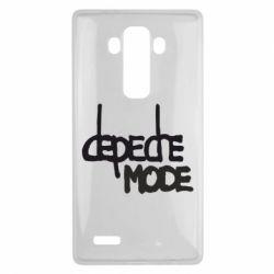 Чехол для LG G4 Депеш Мод - FatLine