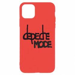 Чехол для iPhone 11 Pro Max Депеш Мод