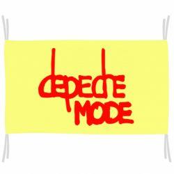 Флаг Депеш Мод
