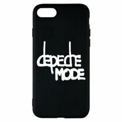 Чехол для iPhone 7 Депеш Мод - FatLine