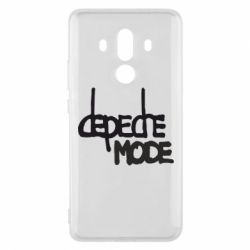 Чехол для Huawei Mate 10 Pro Депеш Мод - FatLine