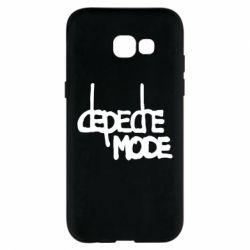 Чехол для Samsung A5 2017 Депеш Мод - FatLine
