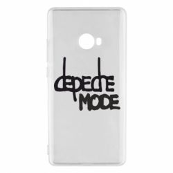 Чехол для Xiaomi Mi Note 2 Депеш Мод - FatLine