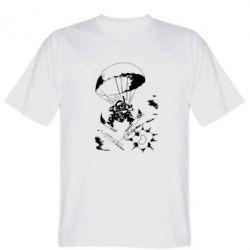 Мужская футболка Десантник - FatLine