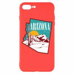Чохол для iPhone 7 Plus Desert and cacti