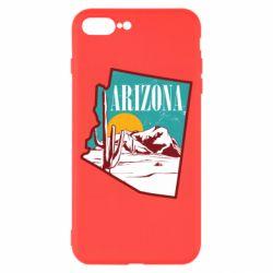 Чохол для iPhone 8 Plus Desert and cacti