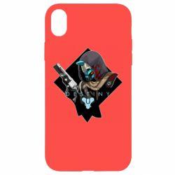 Чохол для iPhone XR Destiny 2 Cayde 6