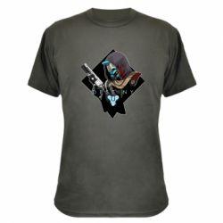 Камуфляжна футболка Destiny 2 Cayde 6