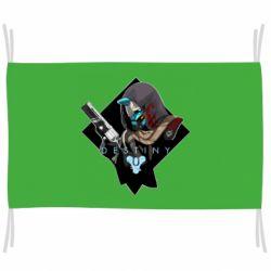 Прапор Destiny 2 Cayde 6