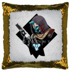 Подушка-хамелеон Destiny 2 Cayde 6