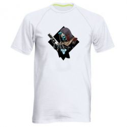 Чоловіча спортивна футболка Destiny 2 Cayde 6