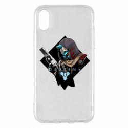 Чохол для iPhone X/Xs Destiny 2 Cayde 6