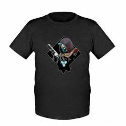 Дитяча футболка Destiny 2 Cayde 6