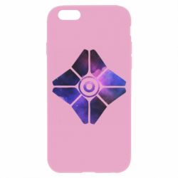 Чехол для iPhone 6/6S Destiny Ghost