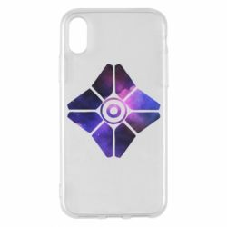 Чехол для iPhone X/Xs Destiny Ghost