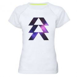 Жіноча спортивна футболка Destiny Hunter