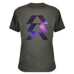Камуфляжна футболка Destiny Hunter
